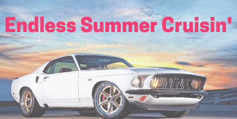 Cruisin' into October with the Endless Summer Hot Rod Weekend