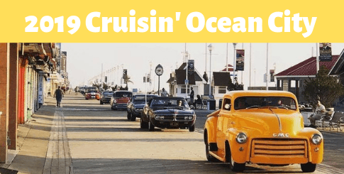 2019 Crusin' Ocean City AKA Hot Rod Weekend