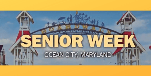 Spend Senior Week in Ocean City, MD