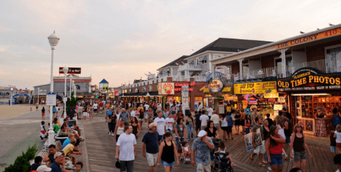 Why Vacation in Ocean City, MD?